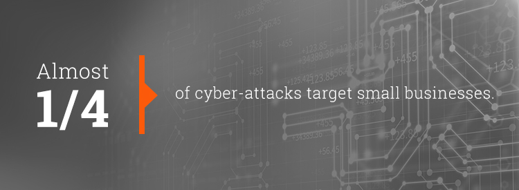 cyber attacks target small businesses