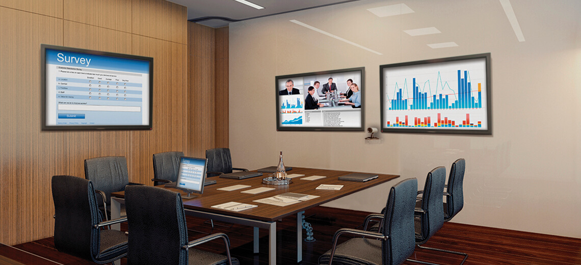 Conference Room Design Amp Smart Board Installation Nc